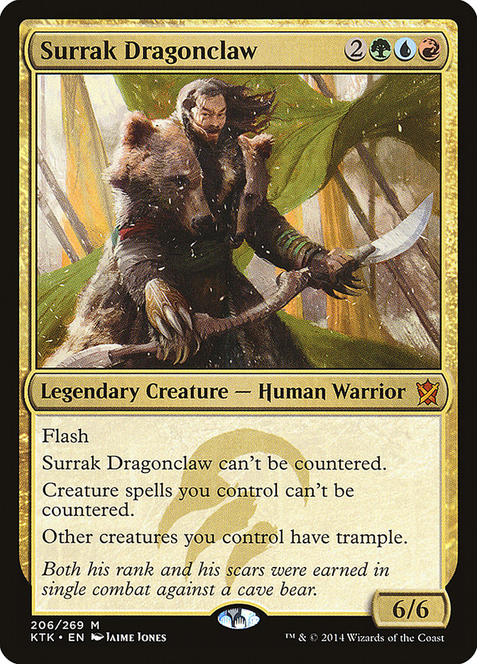 Surrak Dragonclaw