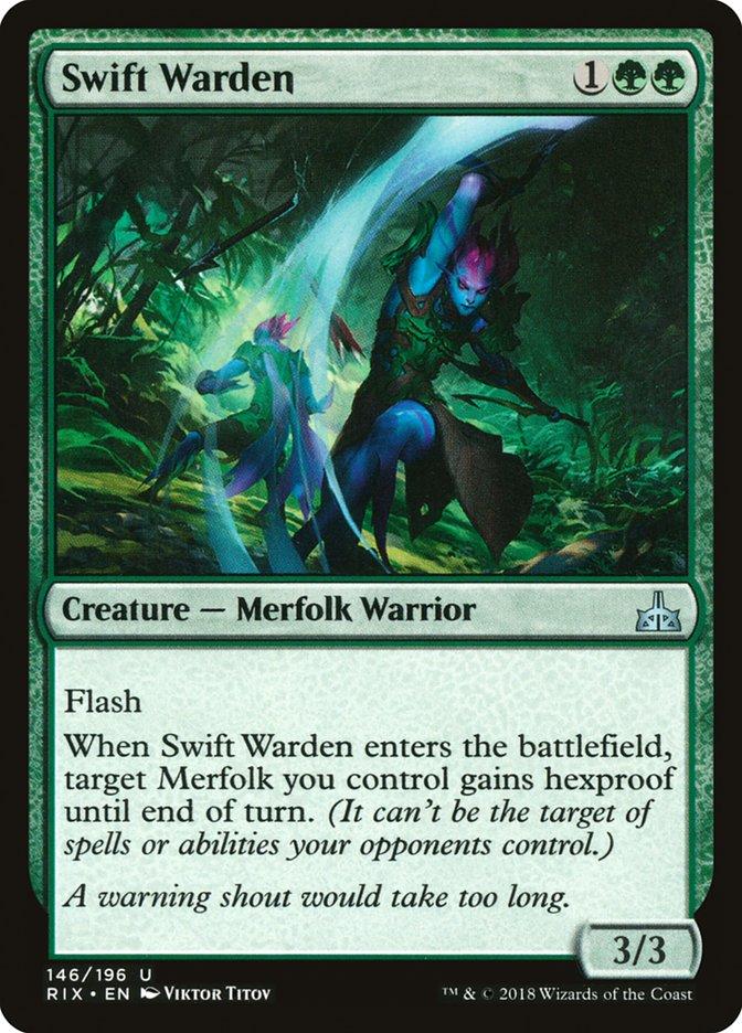 Swift Warden