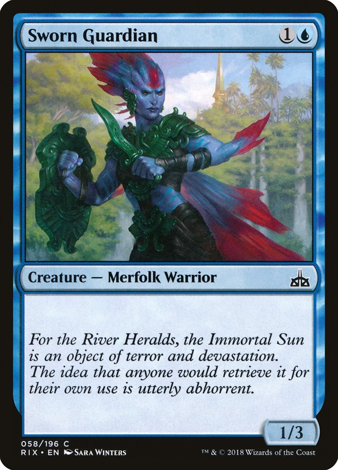 Sworn Guardian