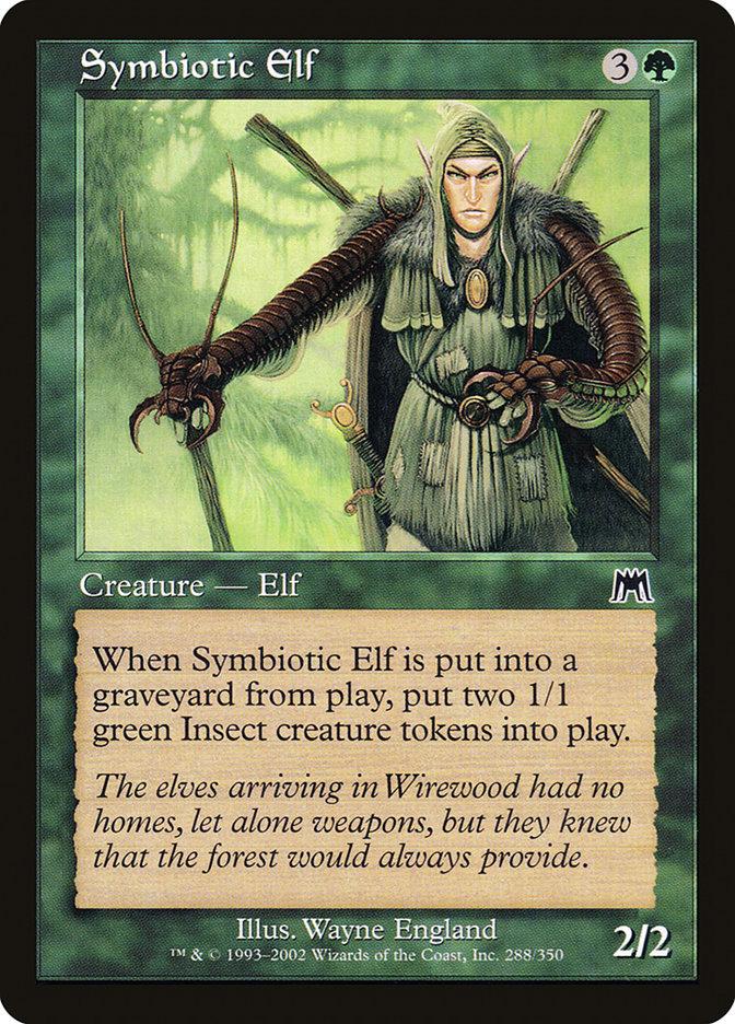 Symbiotic Elf
