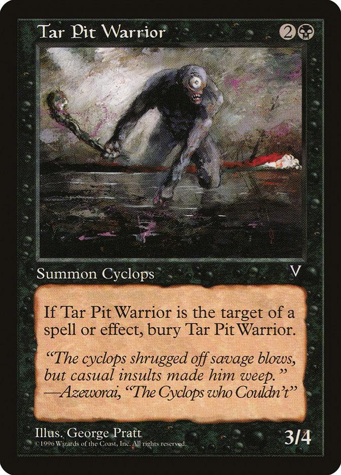 Tar Pit Warrior