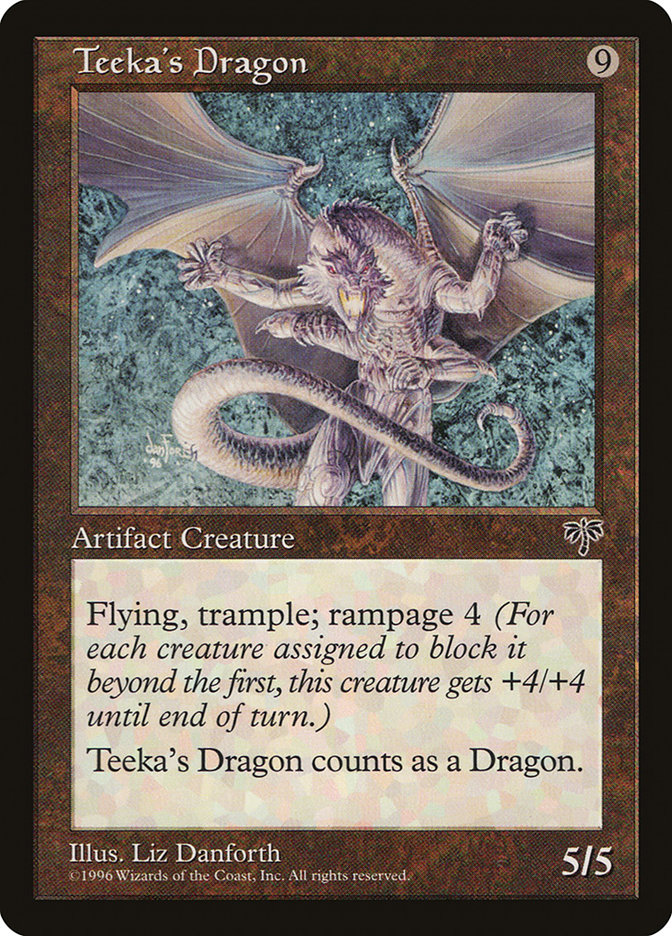 Teeka's Dragon