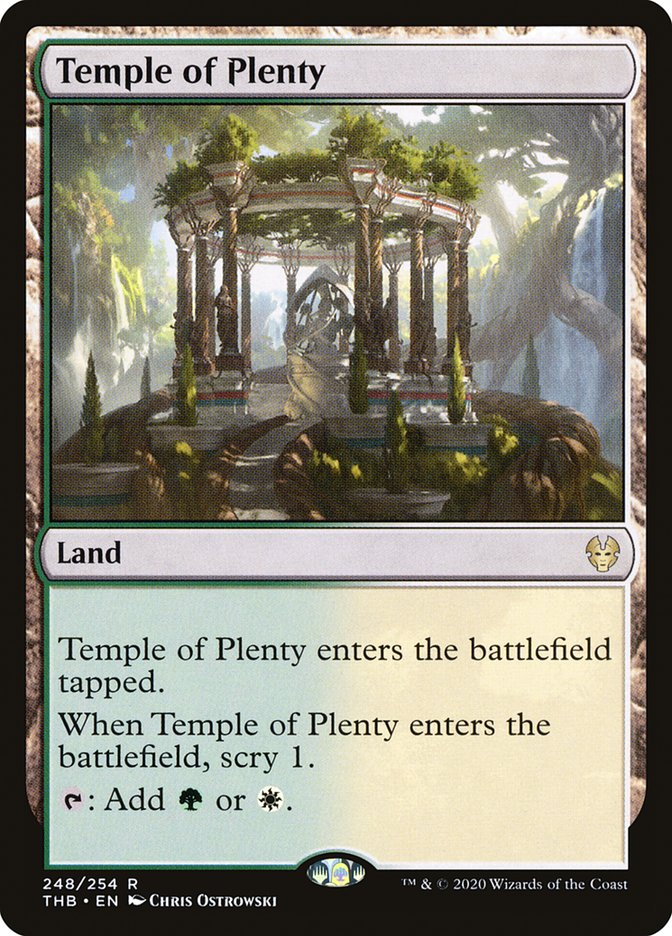 Temple of Plenty