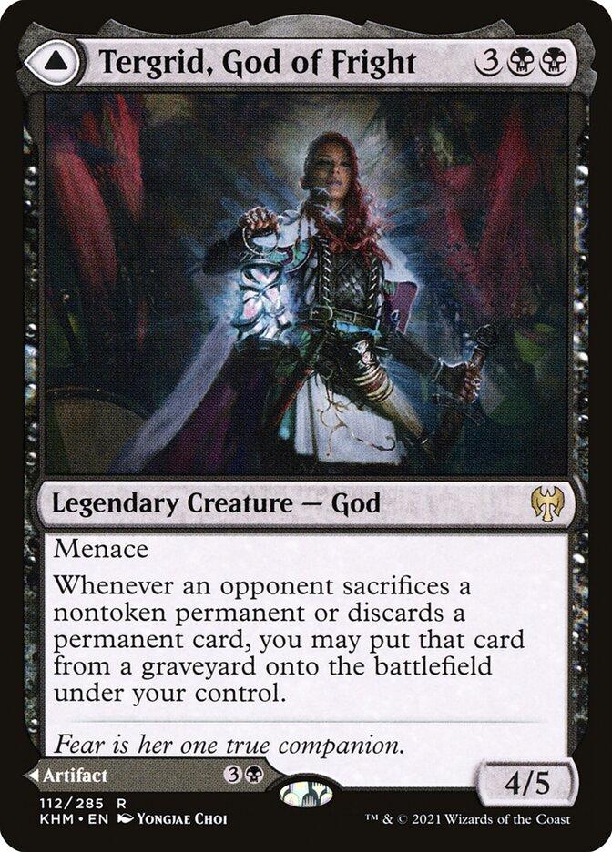 Tergrid, God of Fright // Tergrid's Lantern