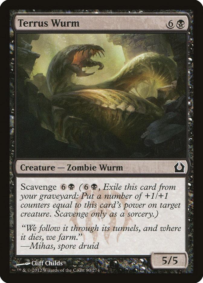 Terrus Wurm