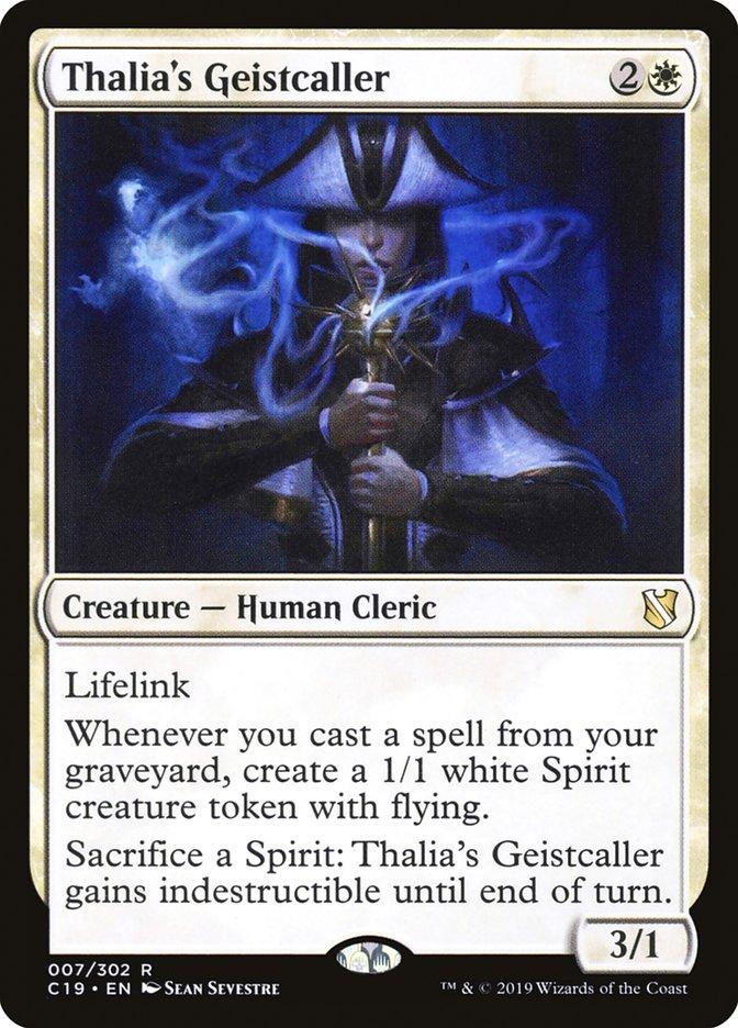 Thalia's Geistcaller