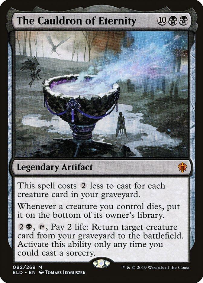 The Cauldron of Eternity