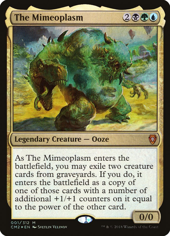 The Mimeoplasm