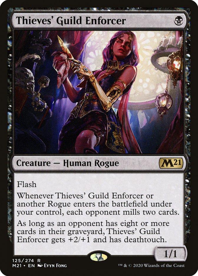 Thieves' Guild Enforcer