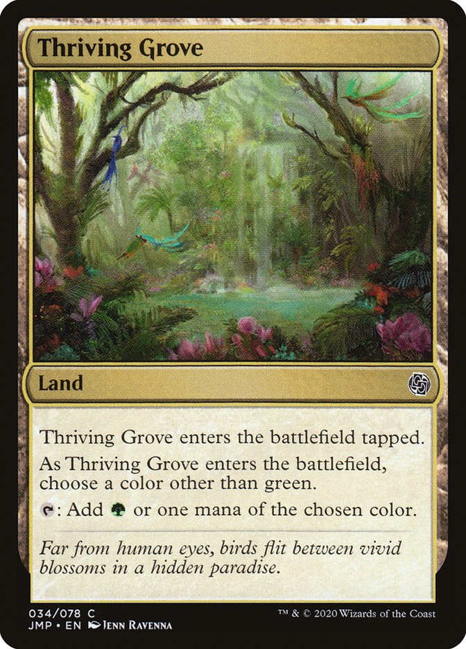 Thriving Grove