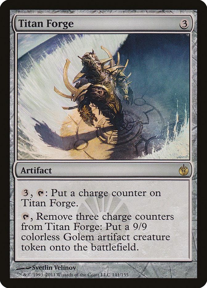Titan Forge