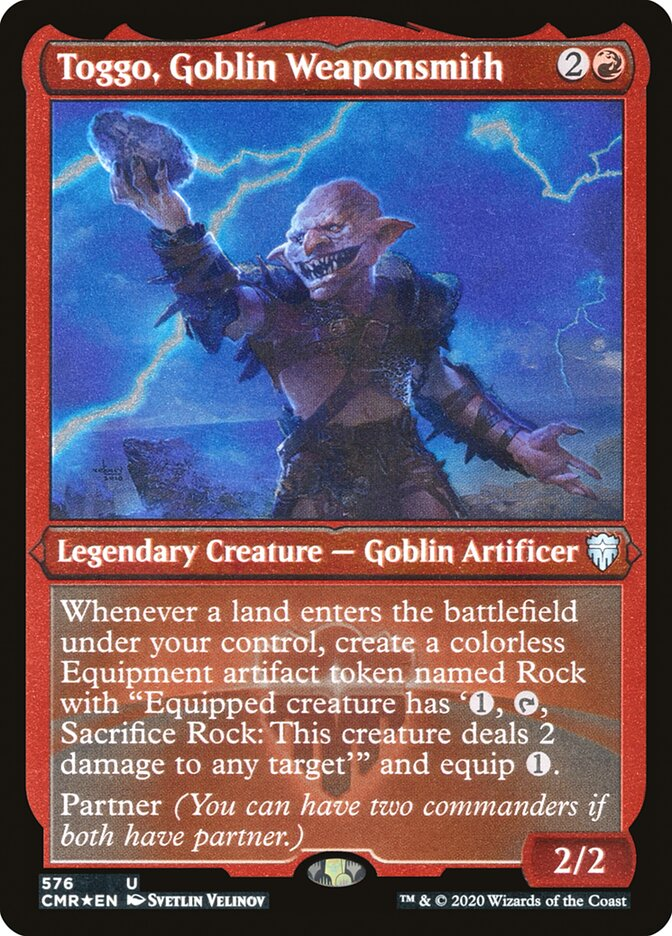 Commander Mix Red Toggo Edh Commander Deckstats Net Magic The Gathering Decks Most comrades can be paired with any partner, though some specify a particular card to ally with. commander mix red toggo edh