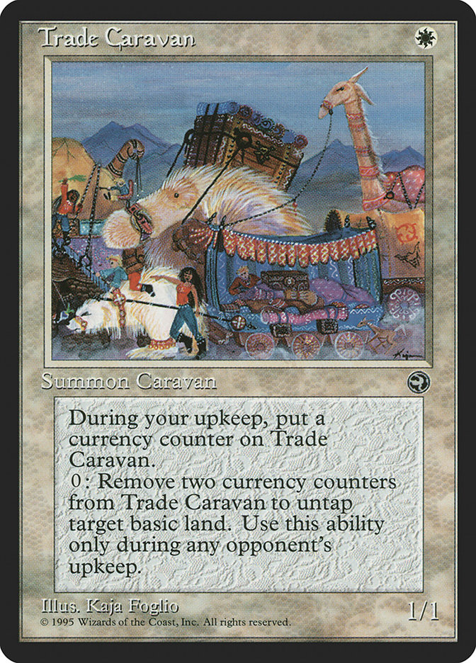 Trade Caravan