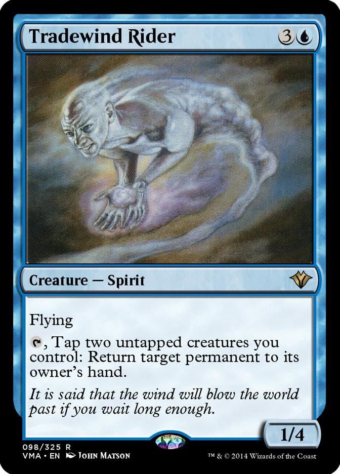 Tradewind Rider