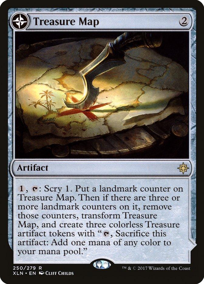 Treasure Map // Treasure Cove