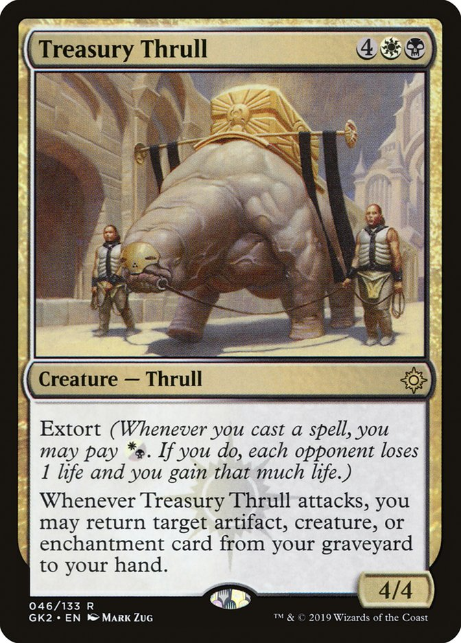 Treasury Thrull