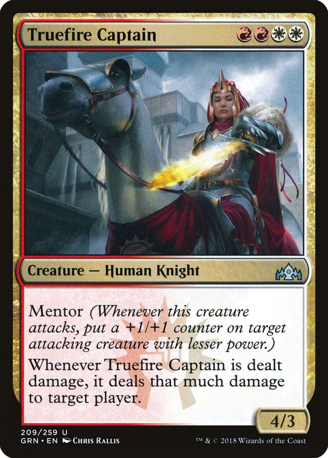 Truefire Captain