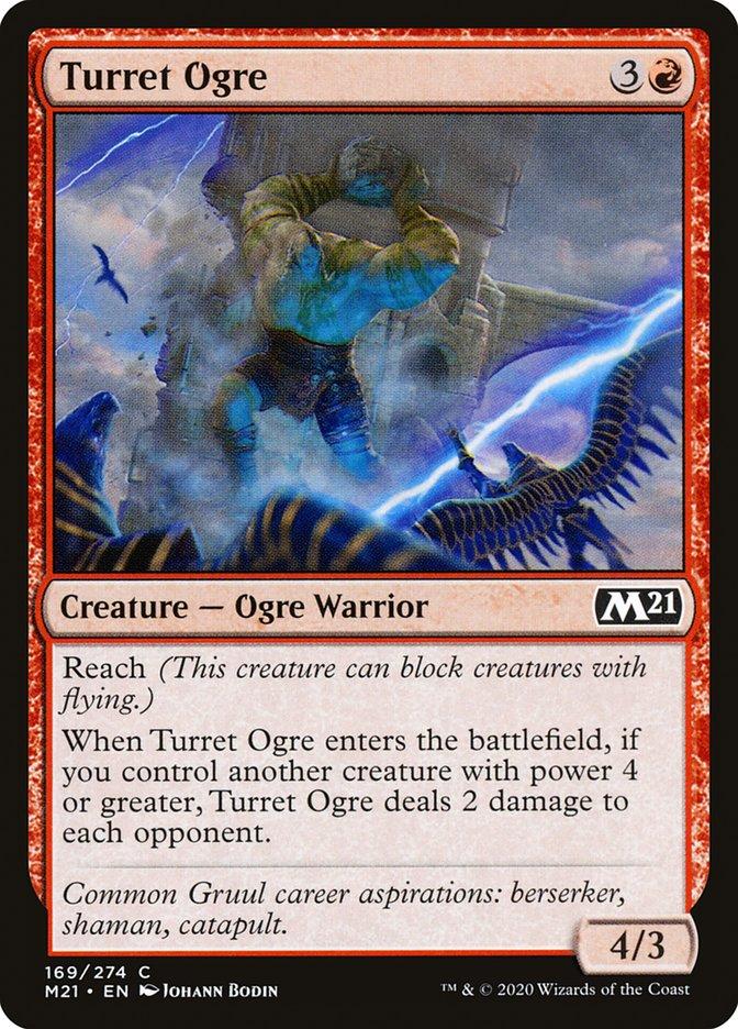 Turret Ogre