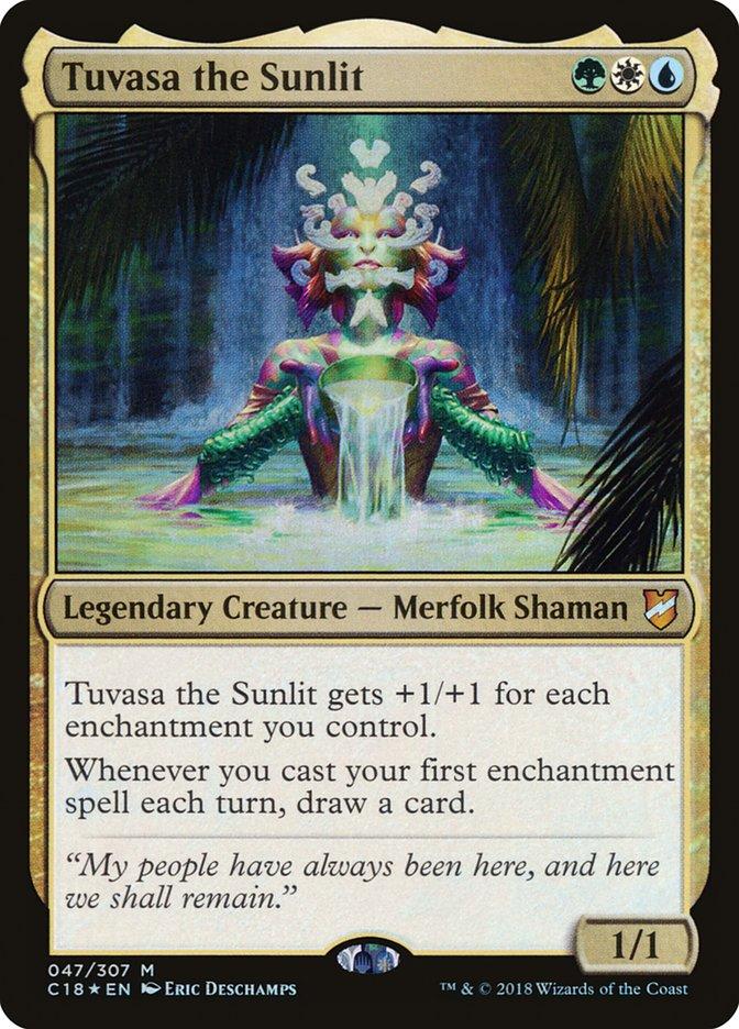 Tuvasa the Sunlit