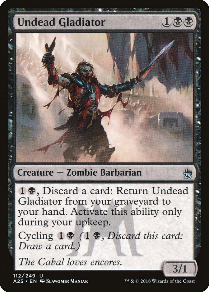 Undead Gladiator