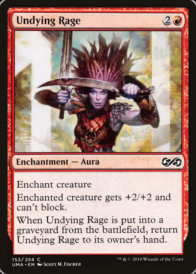 Undying Rage