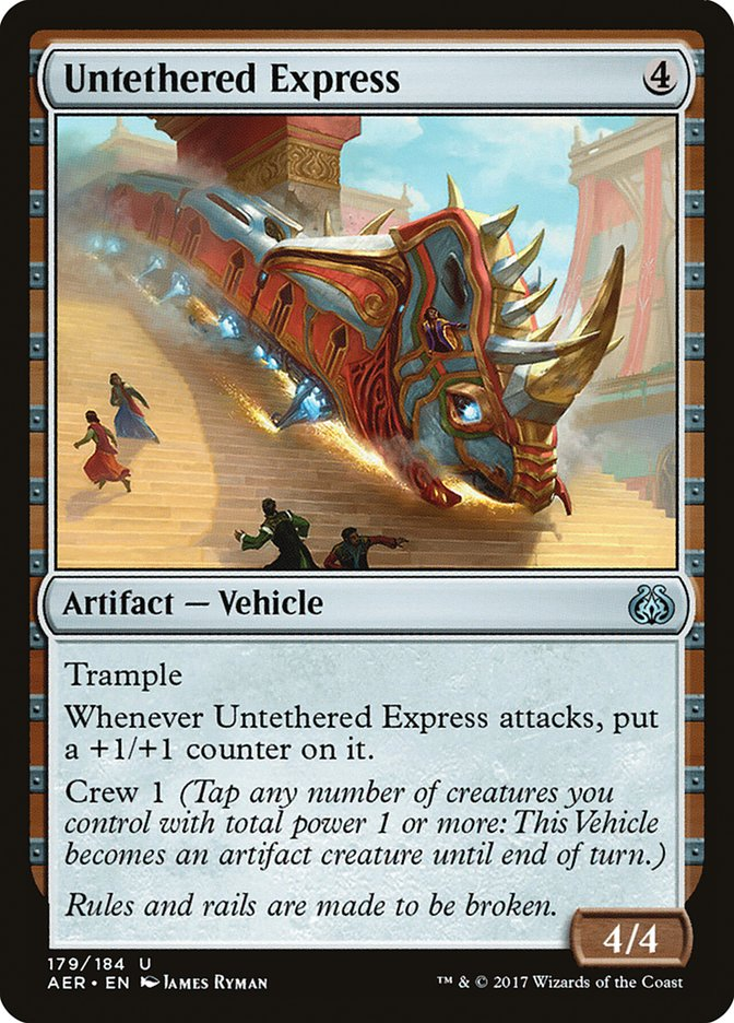 Untethered Express