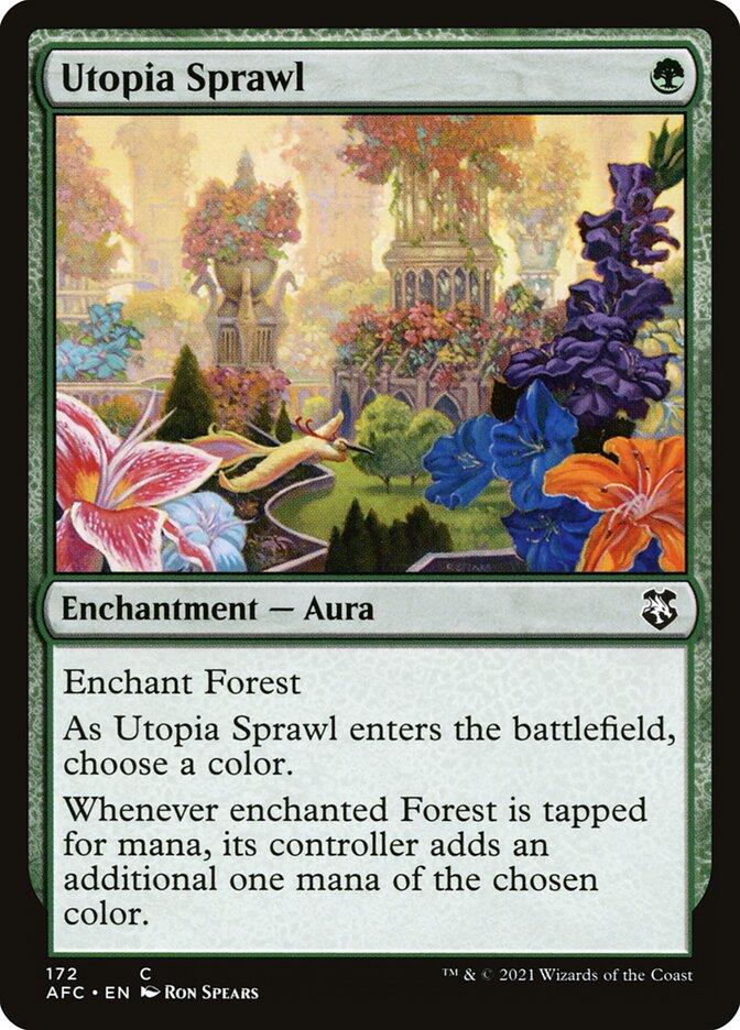 Utopia Sprawl