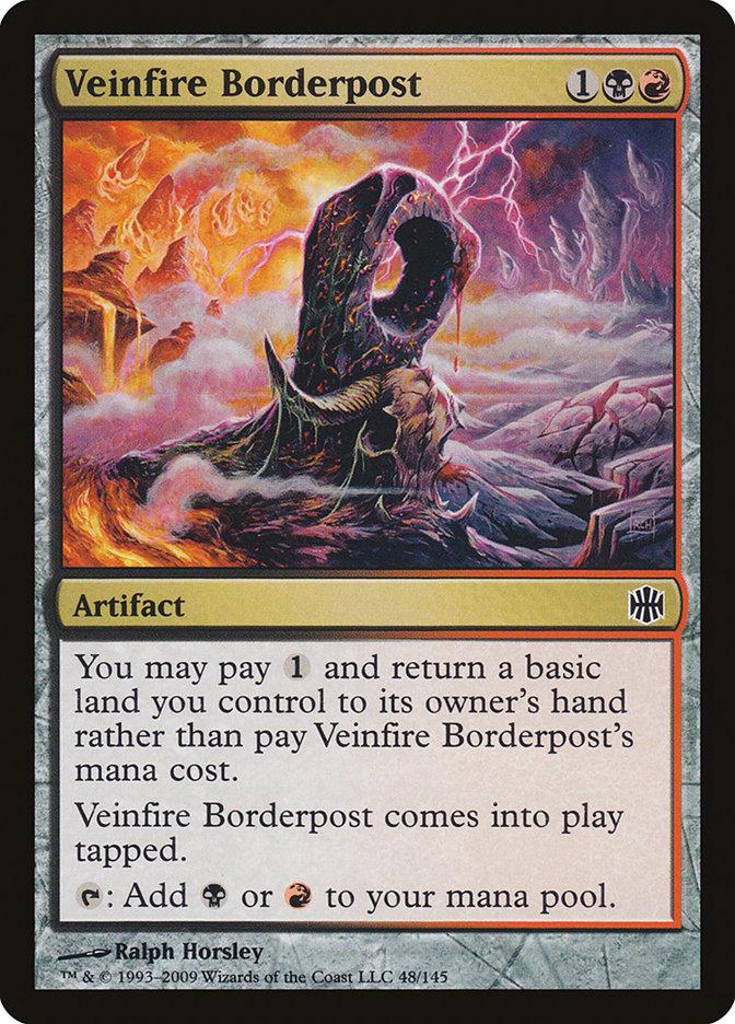 Veinfire Borderpost