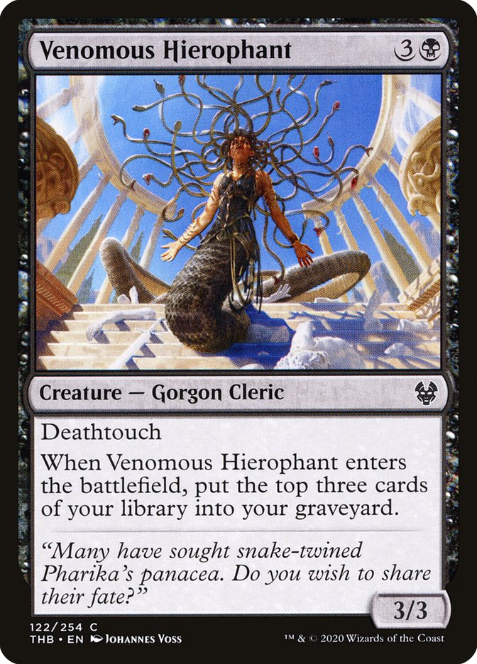 Venomous Hierophant