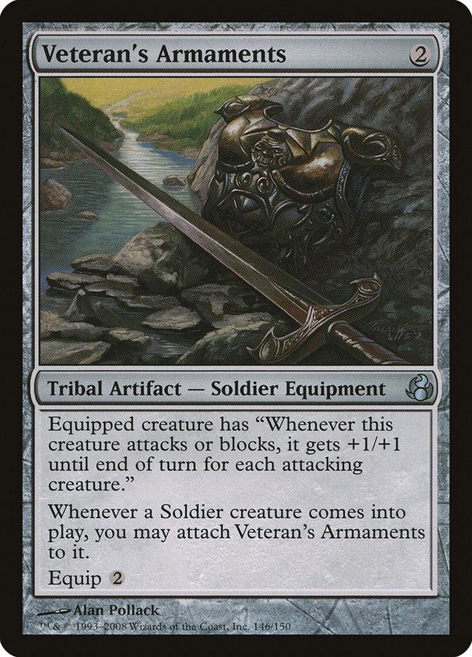 Veteran's Armaments
