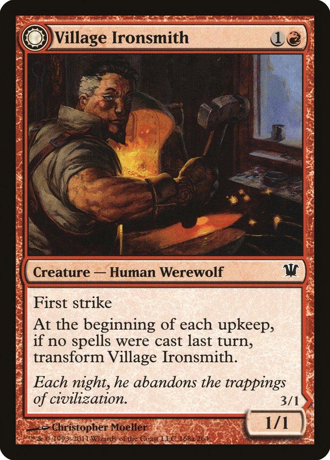 Village Ironsmith // Ironfang