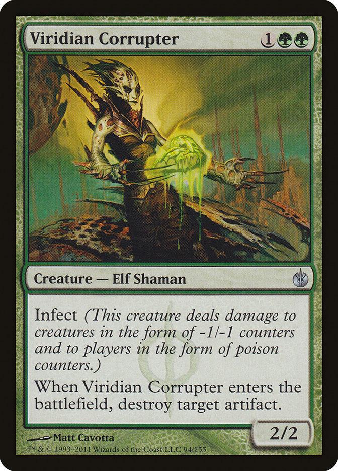 Viridian Corrupter