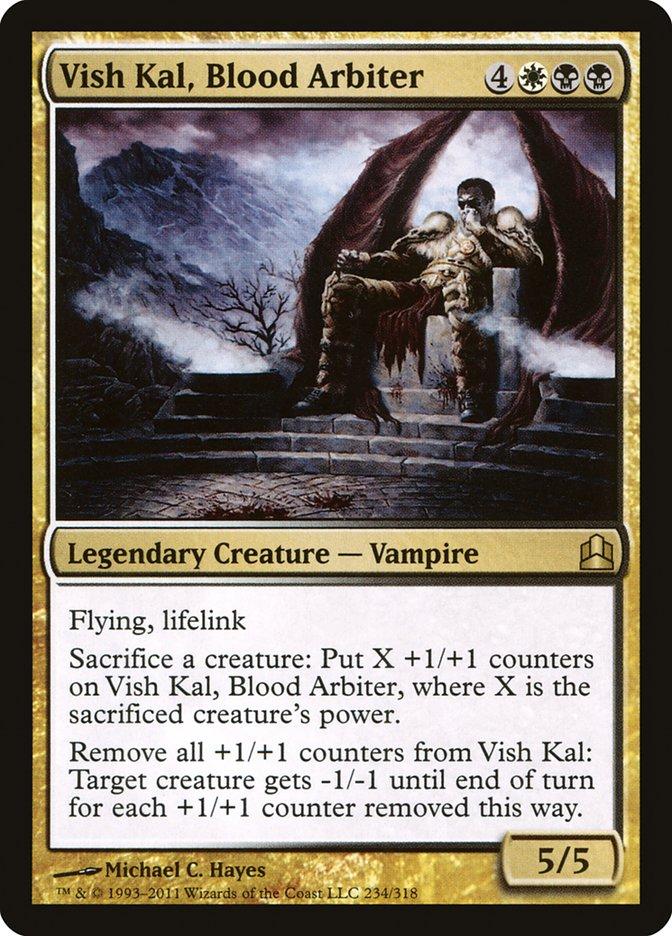 Vish Kal, Blood Arbiter