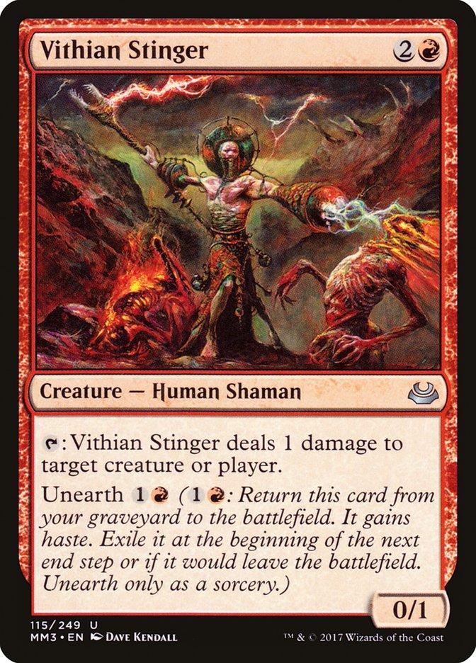 Vithian Stinger