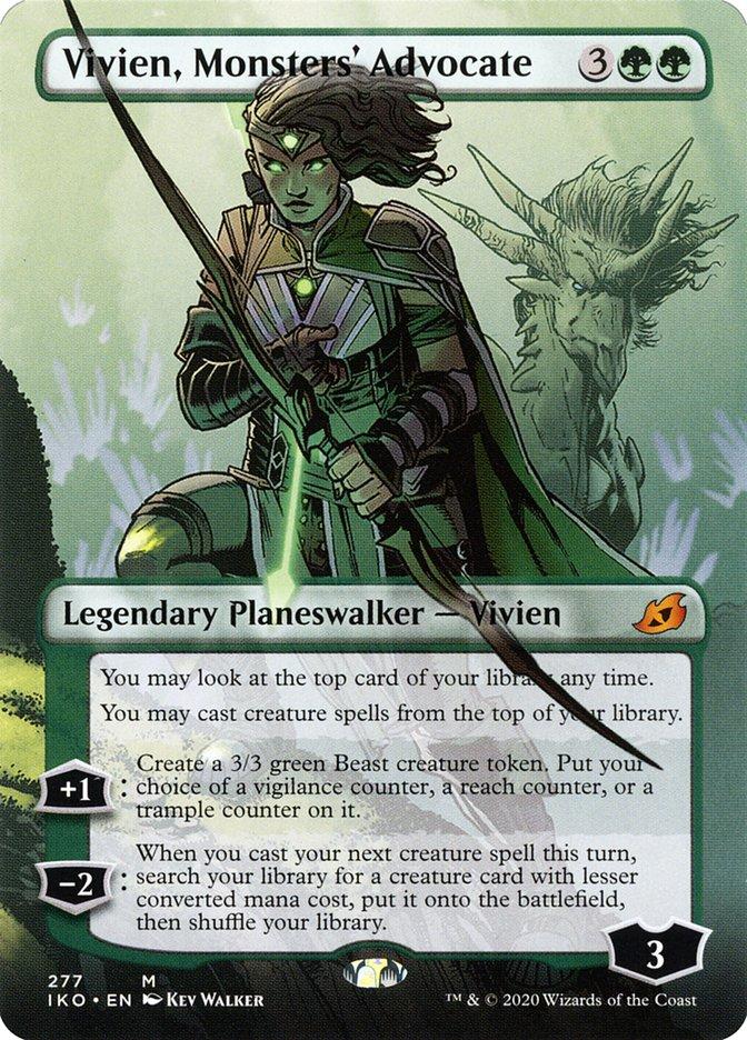 Vivien, Monsters' Advocate