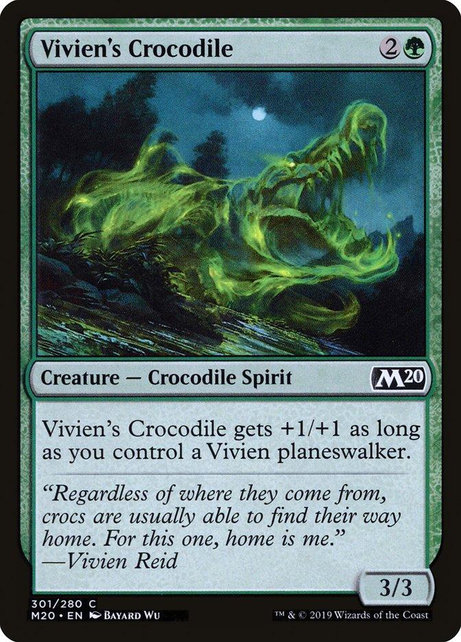 Vivien's Crocodile