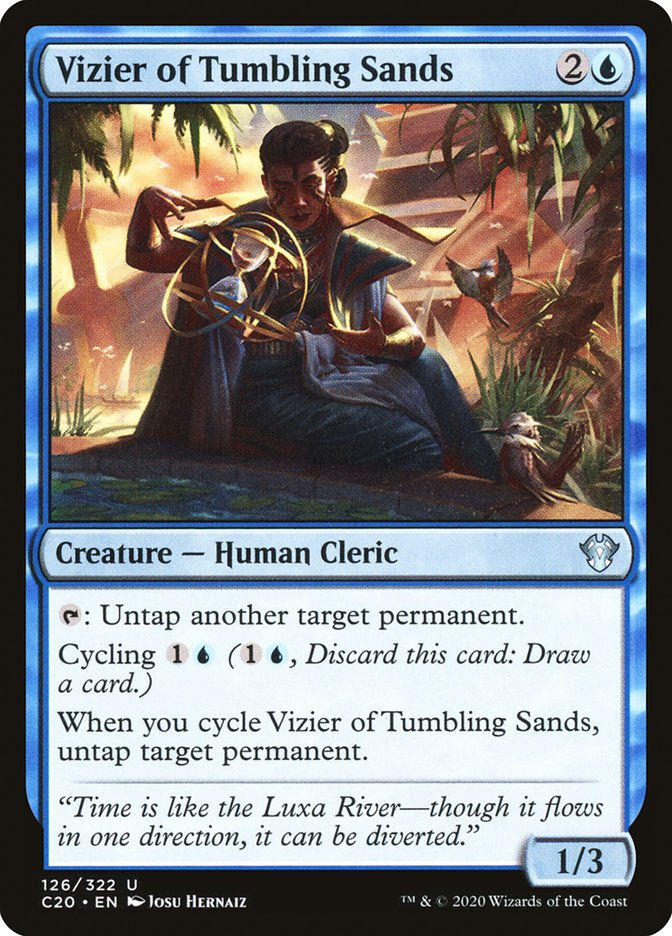 Vizier of Tumbling Sands
