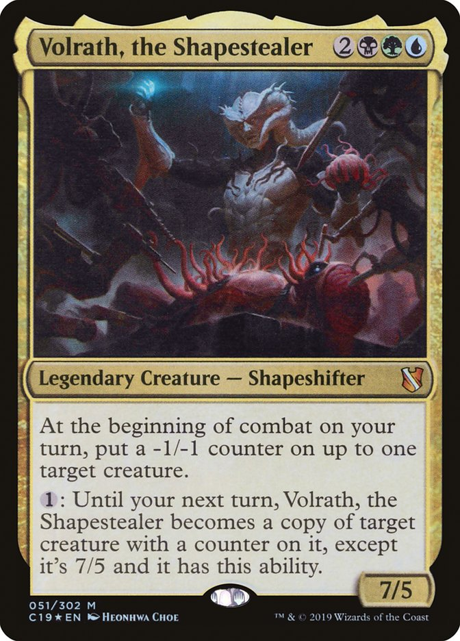 Volrath, the Shapestealer