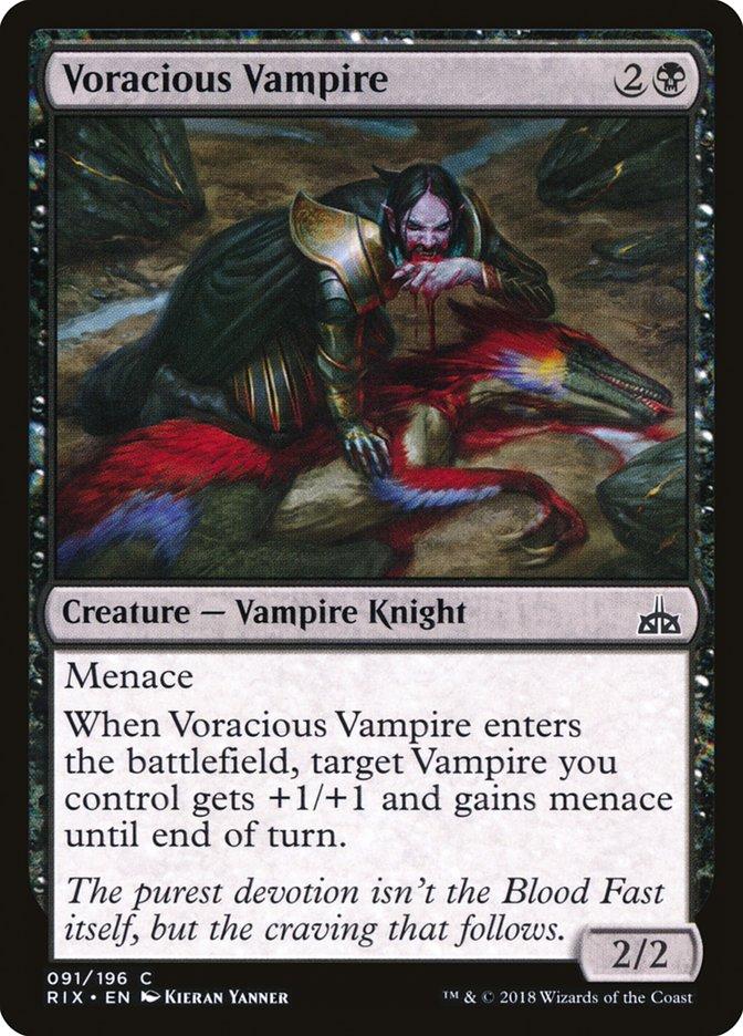 Voracious Vampire