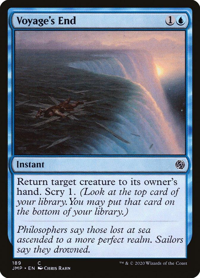 Voyage's End