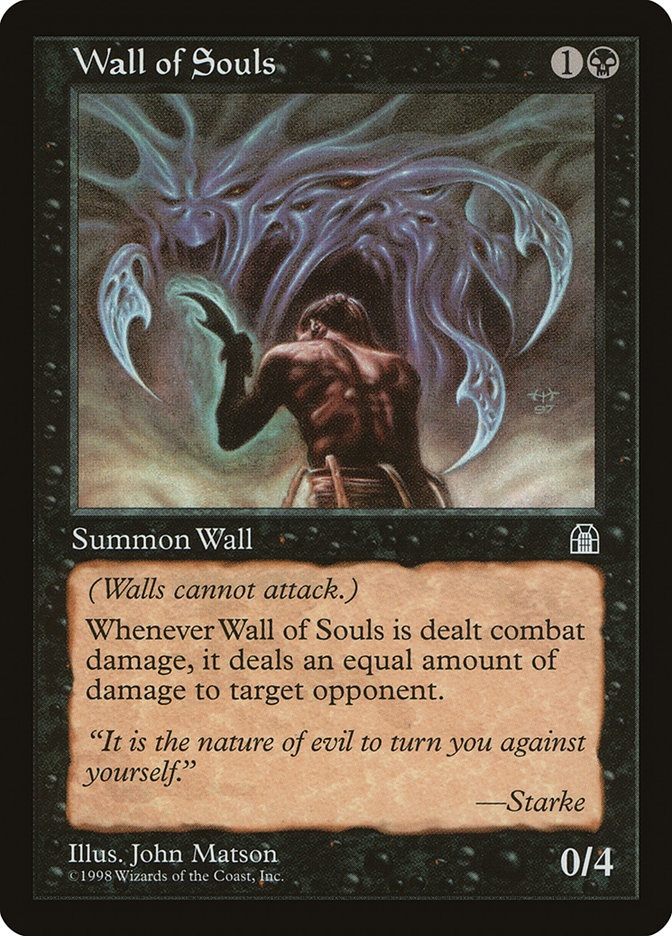 Wall of Souls