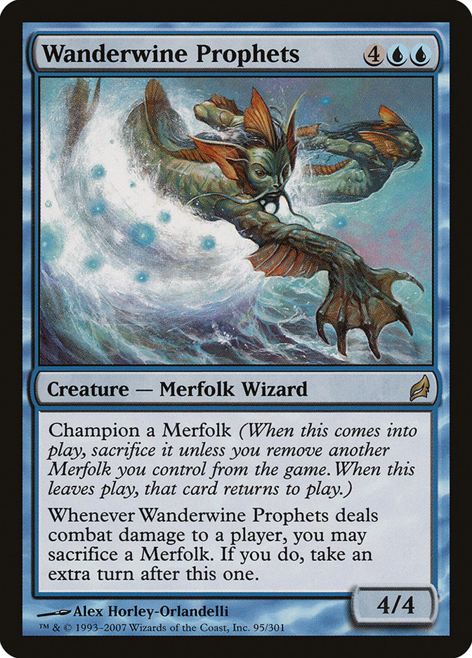 Wanderwine Prophets