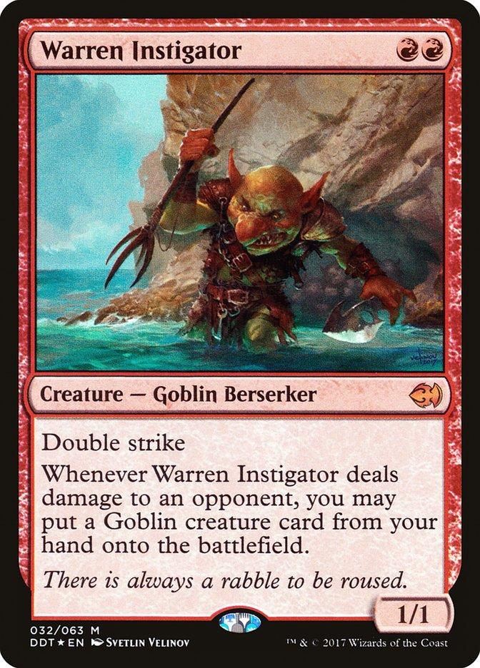 Warren Instigator