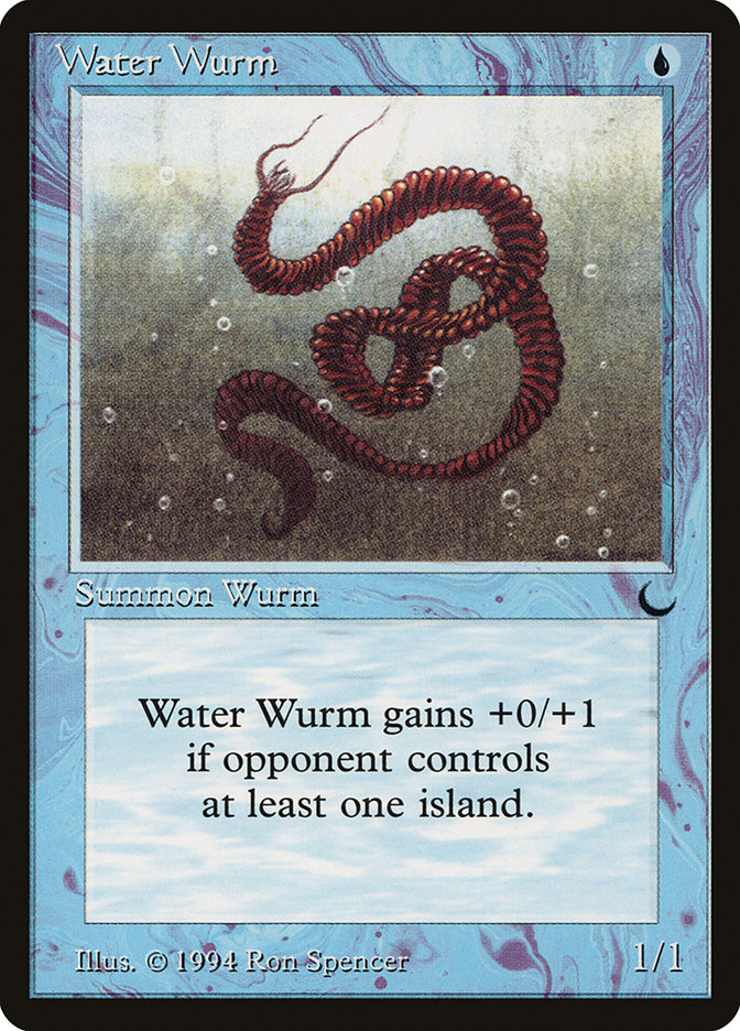 Water Wurm