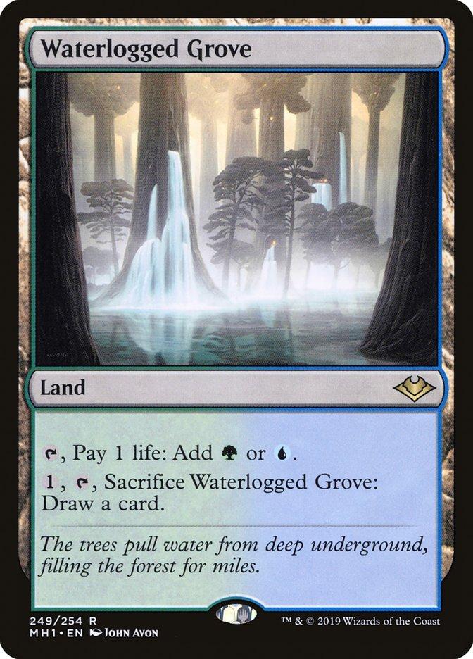Waterlogged Grove