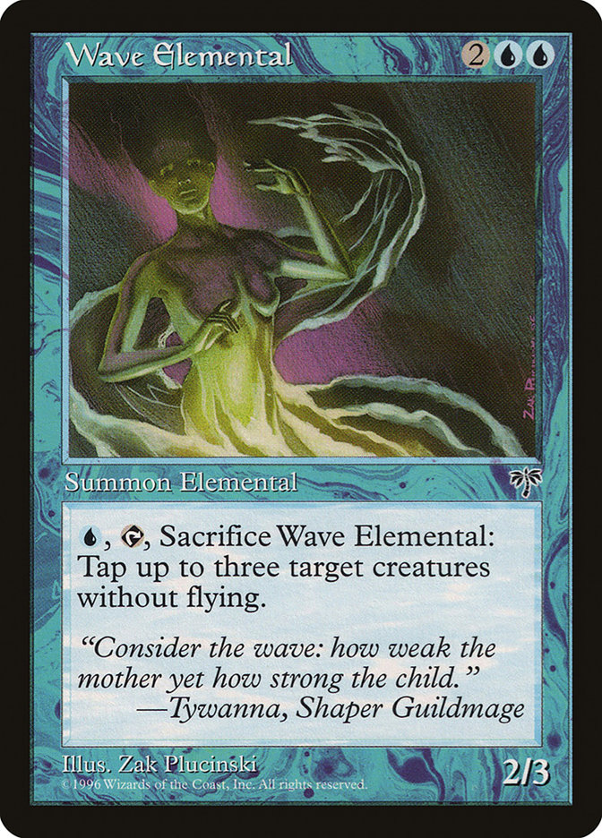 Wave Elemental