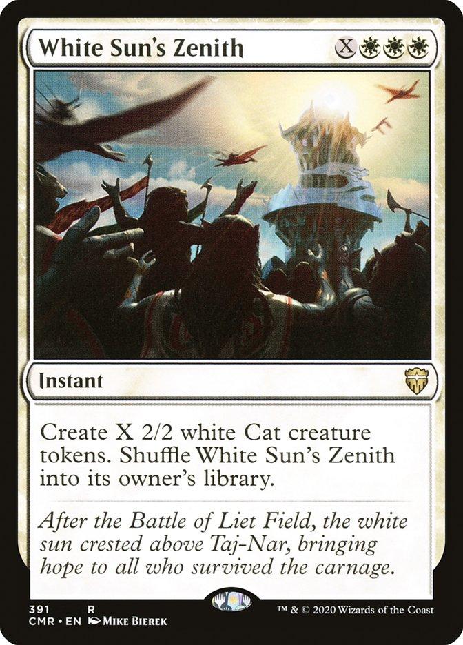 White Sun's Zenith