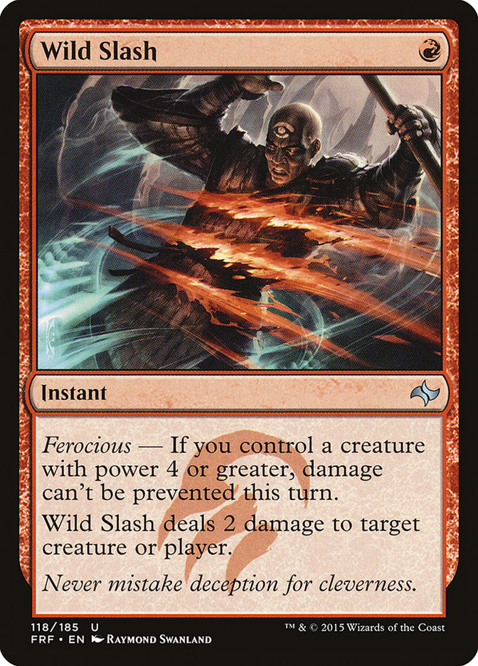 Wild Slash
