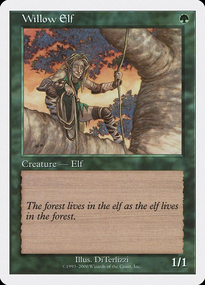 Willow Elf