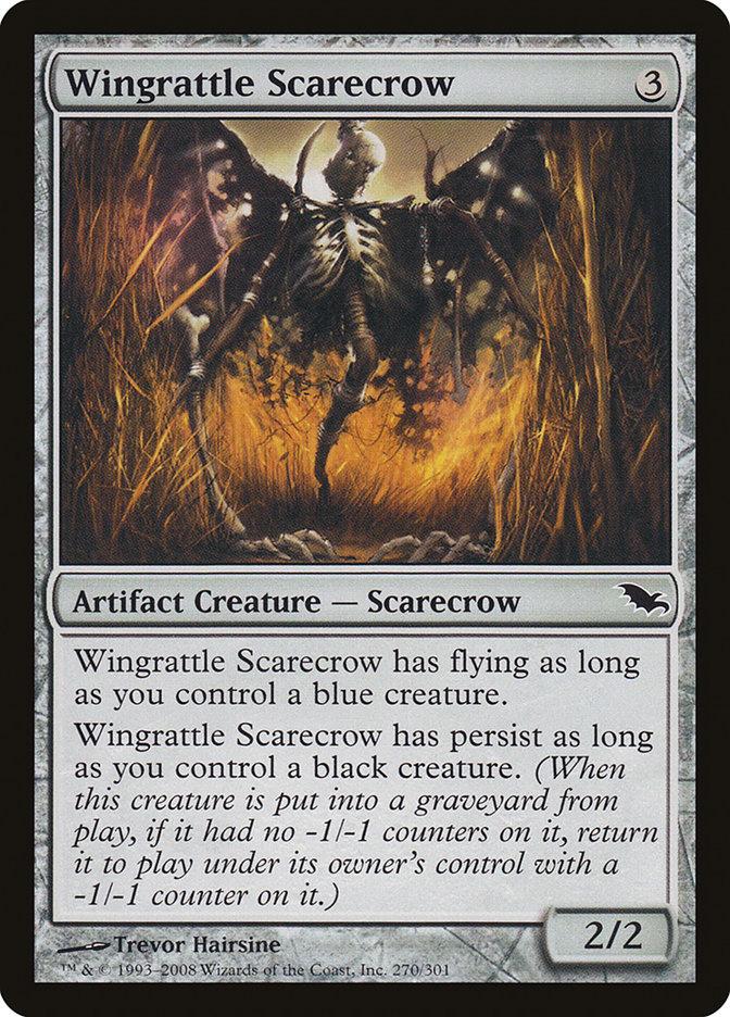 Wingrattle Scarecrow